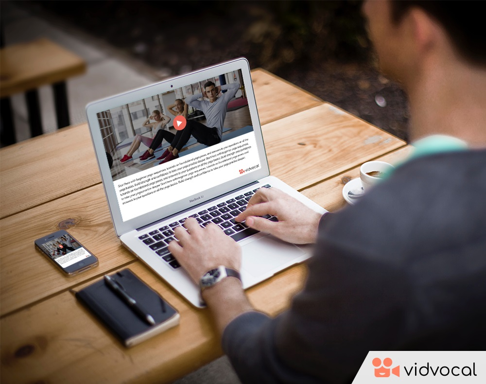Personalized Video marketing for SME